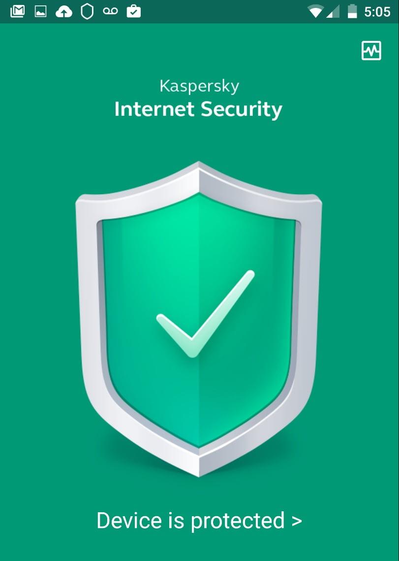 Kaspersky Internet Security för Android